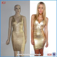 2015 New design sleeveless backless women bandage dresses xxs sex photo hot bandage dress