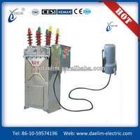 China ZW8 automatic recloser 12kv 630a vacuum circuit breaker