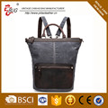 BSCI provide High quality multi backpack shoulder bag handbag loptop bag wholesale
