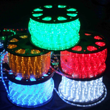 IP68 Outdoor use Chasing led light swimming pool rope light