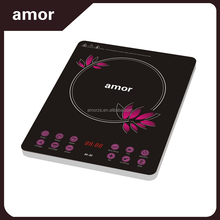 Ultra-thin touch sensor 2000W induction cooker