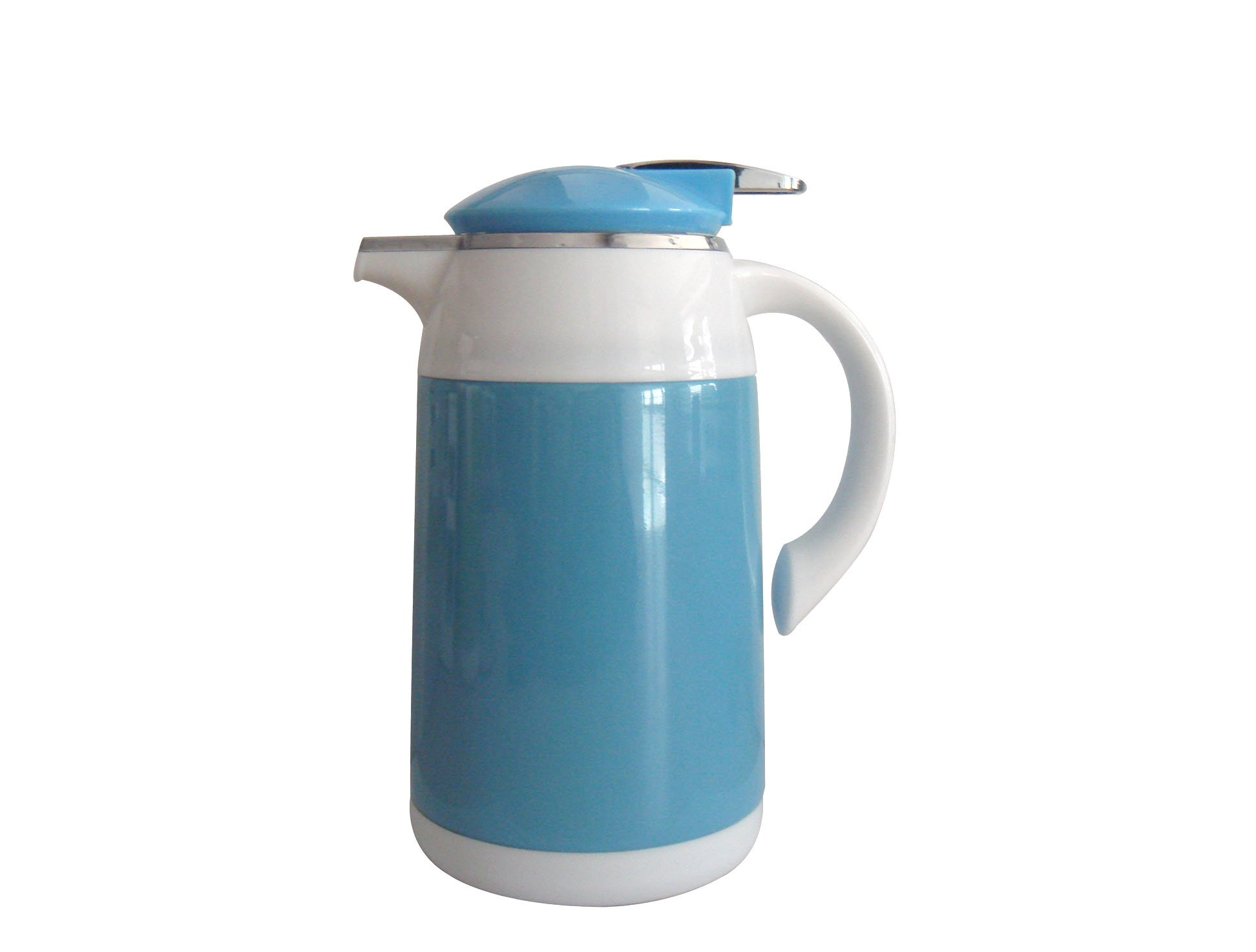 1.6L double walled stainless steel teapots