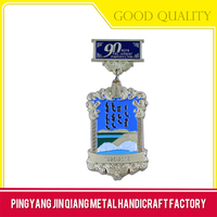Souvenir use good quality enamel bee badge