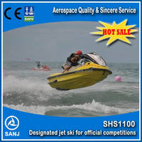Powerful Wave Boat Jet Ski Waverunner