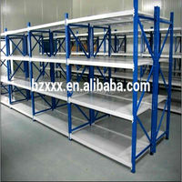 cargo and storage metal shelving rack