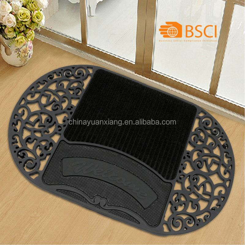 Outdoor Pvc Anti-Slip Plastic Floor Mats