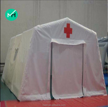 7x5x3.5meter high quality large inflatale hospital tent for sale