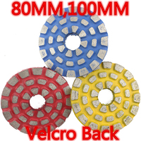 diamond tools Diamond polishing pads high quality polishing pad metal Bond Polishing Pads