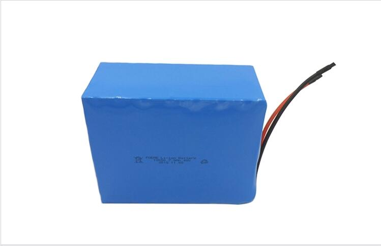13s3p 18650 e-bike battery 48 volt lithium battery pack with 7.8ah