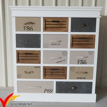 Decorative Wood Buffet Cabinet with Different Drawers