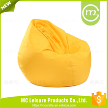 Fashion easy carry widely used luxury bean bag