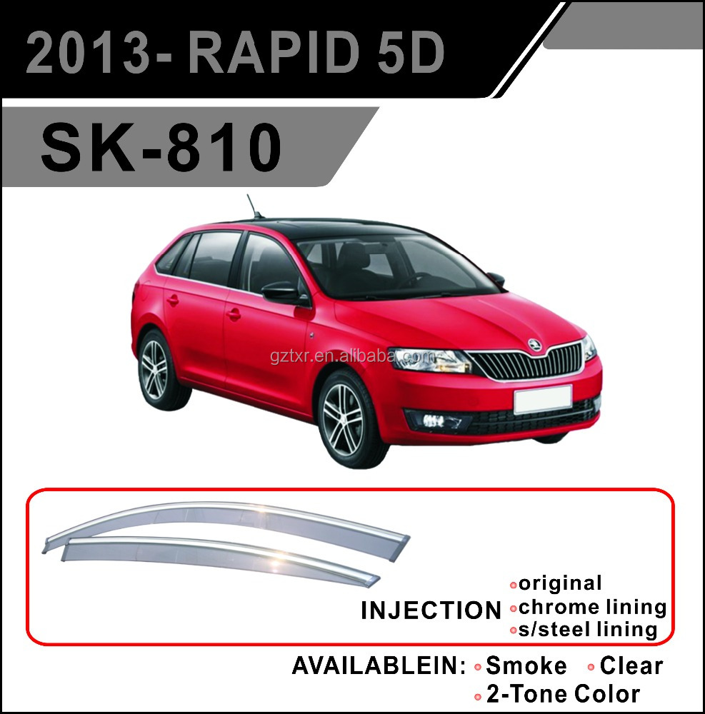 Wind Deflector For 2013- RAPID 5D(SK-810)