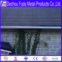 Hot sales and widely used all over the world metal roofing tile