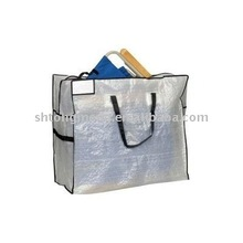 Mighty Stor Medium (26x22) Storage Tote Tearproof Polyethylene - Household Essentials (TMH-LPPB-102)