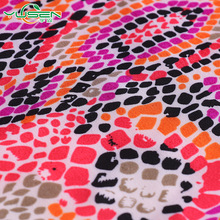 Cheap price soft african super wax java print fabric