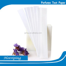 Advertising type paper fragrance card for perfume testing (XM)
