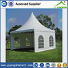 F fireproof steel gardens shed pagoda tent for sale