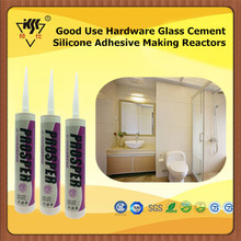 Good Use Hardware Glass Cement Silicone Adhesive Making Reactors