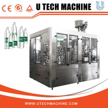 Import Filling Machine Water Bottling Plant Price in Congo