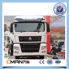 Big power tractor truck 4x2 sinotruk howo 371 low price for sale with high quality