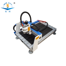 multifunctional cheap mini 3d cnc router 6090 for wood, aluminum table top cnc