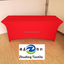 6 ft. Strong Elastic Spandex Table Top Cover For banquet