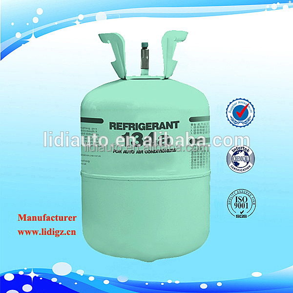 Compressor R134 Refrigerant Gas 99.99% pure with excellent quality For Sale