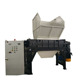 Waste solid material crusher, Medical waste crusher plastic recycling machine
