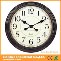 22inch large metal antique Chinese clocks