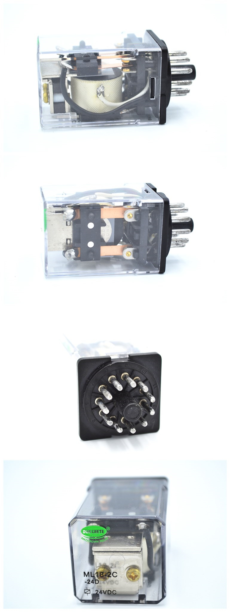 Magnetic Relay High Quality Supplier High Power Latching Relay with Large Capacity