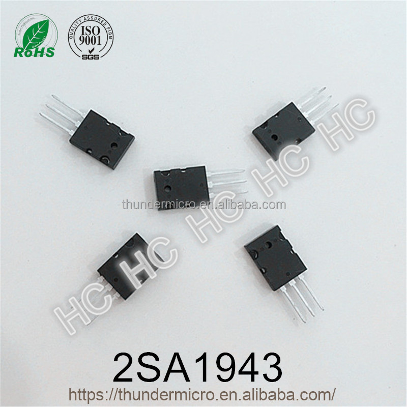 customized package 2SA1943 power Transistors