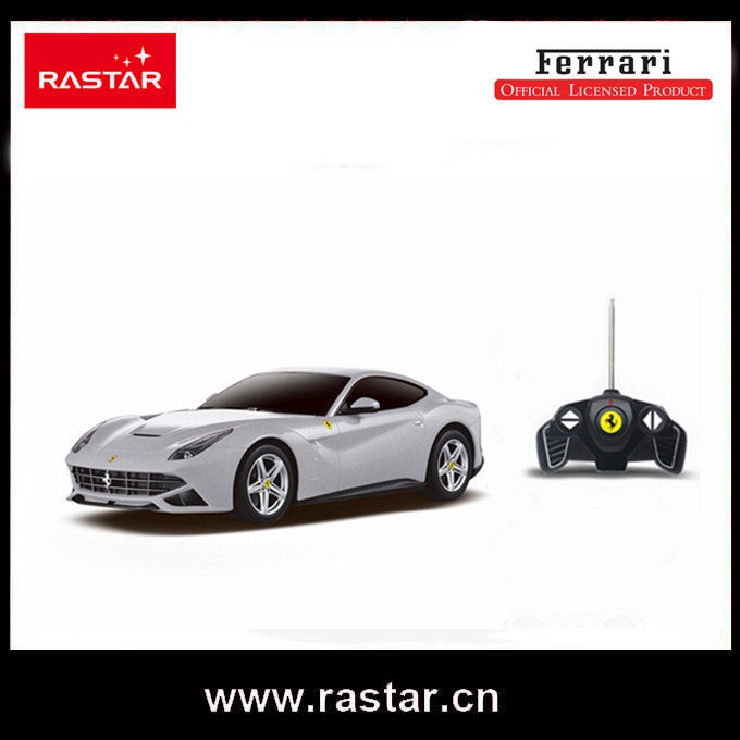 Rastar wholesale kids toys 1:18 scale rc electric car