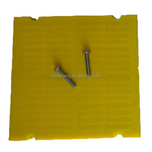 Hot sale polyurethane screen panel for sand dewatering and drying screen