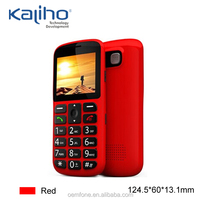 Bulk china mobile phone for elder person support SOS function