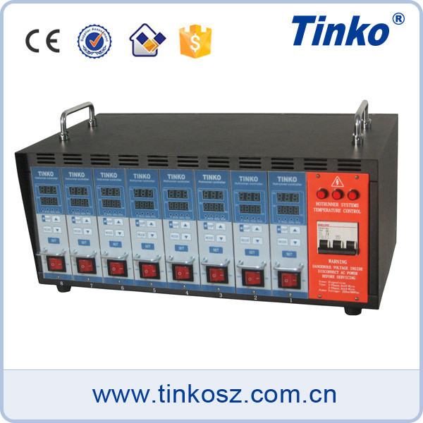 Tinko pid manual standard black box hot runner temperature instruments for plastic injection mould