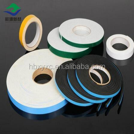 0.07~8mm Anti-static Double side PE foam material for adhesive tapes/High Resistance PE foam roll/cross-linked Ixpe foam