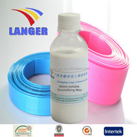 Textile Chemical agents Water-soluble emulsifying wax
