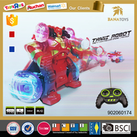 Top selling car products rc car transform robot toy