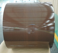 wood grain sheet metal roofing for sale