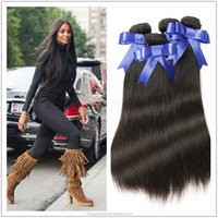 Sample Order Available USA Fashion Color 1 Jet Black Brazilian Hair