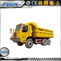 High quality dump truck sdlg mining truck MT50 in cheap price