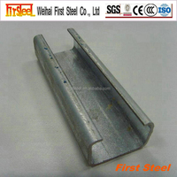 Prime quality construction material c beam steel channel