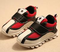 Latest kid pu leather sport school latest children shoes for teenages