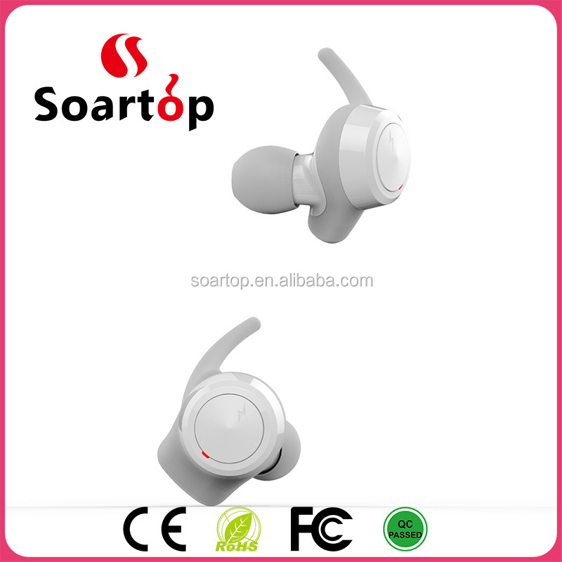 New design cheap sport stereo wireless bluetooth earphone headphones