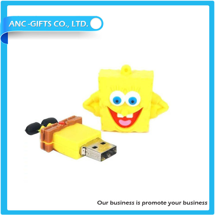 Latest Cute Creative Metal USB, Functional 8GB New USB Disk Product