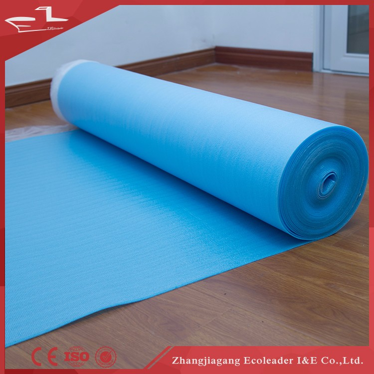 PE regular underlay 2