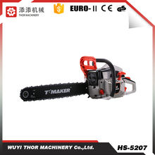 52cc eco-friendly hand telescopic chinese chainsaw 5207
