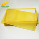 bee wax foundation sheet / bee comb foundation / beeswax sheet machine