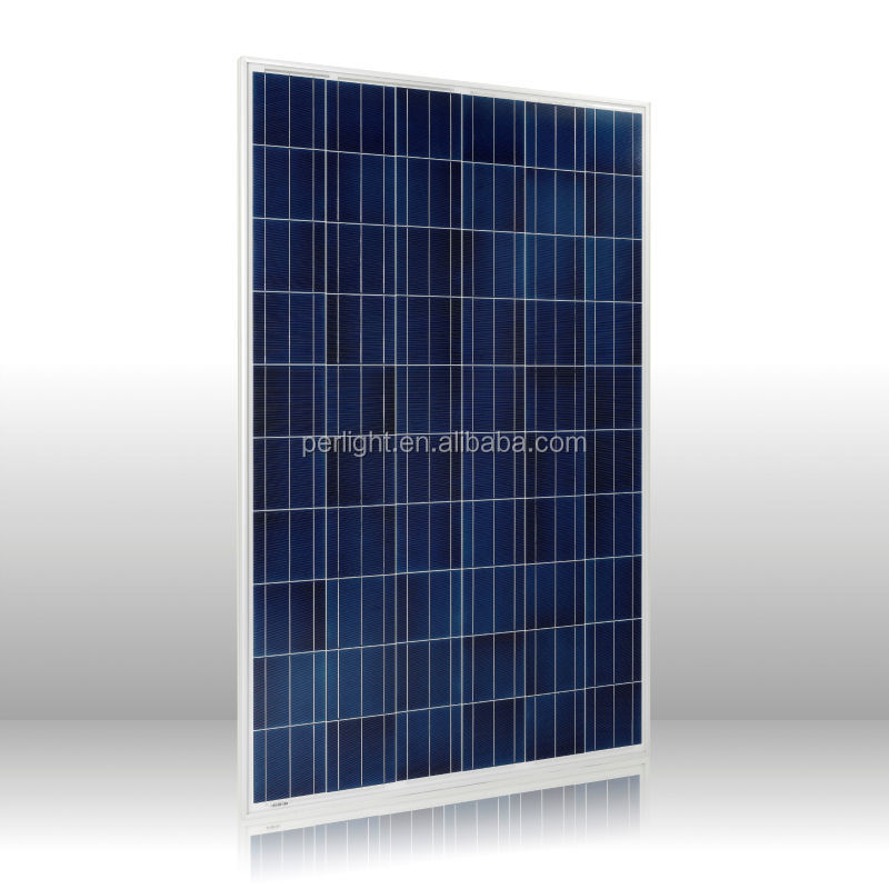 Top supplier sunpower 280W poly Solar panel