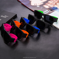 unique foldable fashion cheap sunglasses promotional